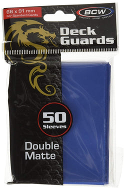 BCW Deck Guard (50) Blue