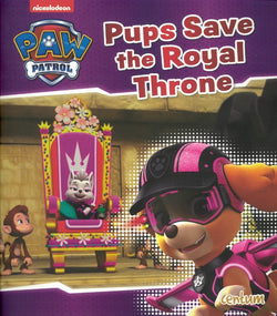 Pups Save the Throne