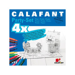 Calafant Party Set Pirate