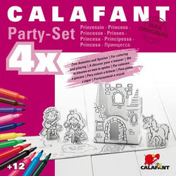 Calafant Party Set Princess