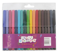 Craft Workshop Felt pens
