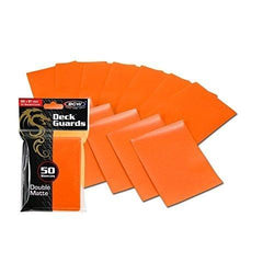 BCW Deck Guard (50) orange
