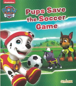 Pups Save Soccer
