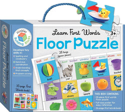 Learn First words floor puzzle