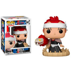Bleach - Renji Pop! 347