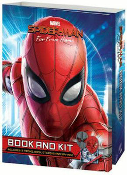 Spiderman Book & Kit