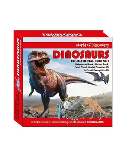 Dinosaurs Educational Box Set