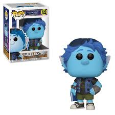 Barley Lightfoot - 722 Pop!