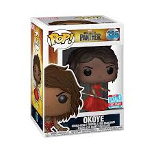 Black Panther- Okoye Pop!385