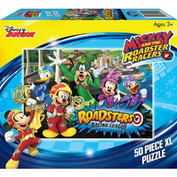 Disney Junior Mickey and the Roadster Racers Puzzle