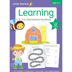 Little Genius- Learning workbook