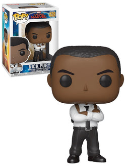 Captain Marvel - Nick Fury Pop! 428