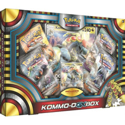 Kommo-o-GX Collection Box
