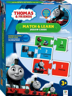 Thomas Match & Learn