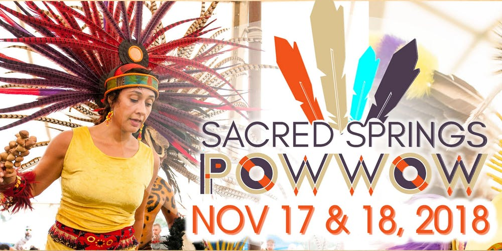 More Native Artists Lining Up For Sacred Springs Powwow