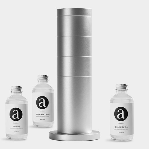 AroMini Silver Scenting Package