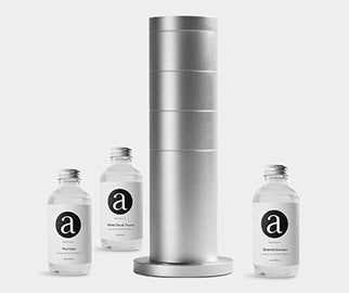 AroMini Silver Home Scenting Package