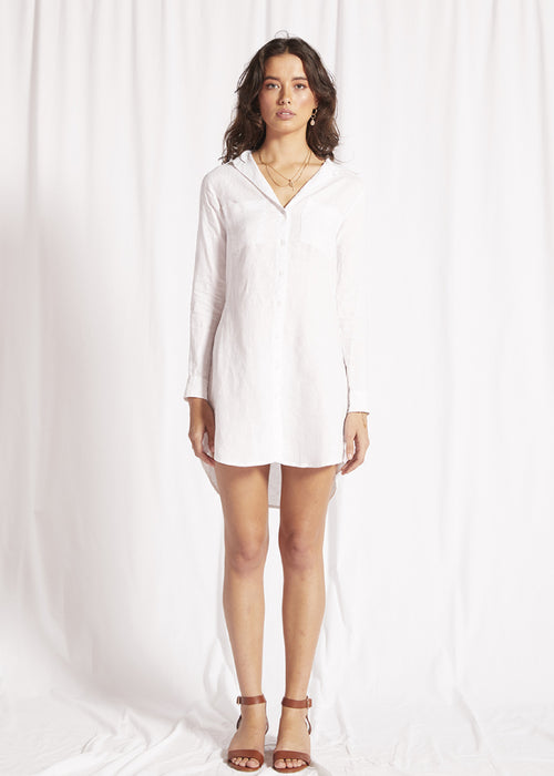 Positano Shirt Dress