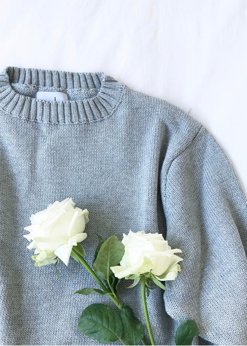 Alley Knit- Grey