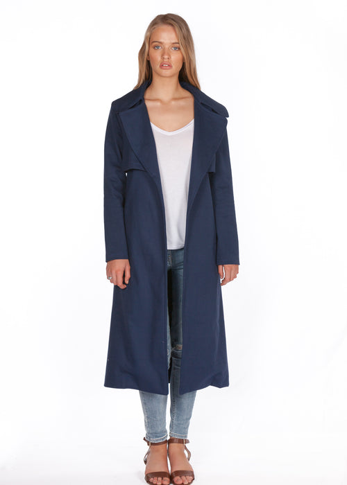 Tia Trench Coat