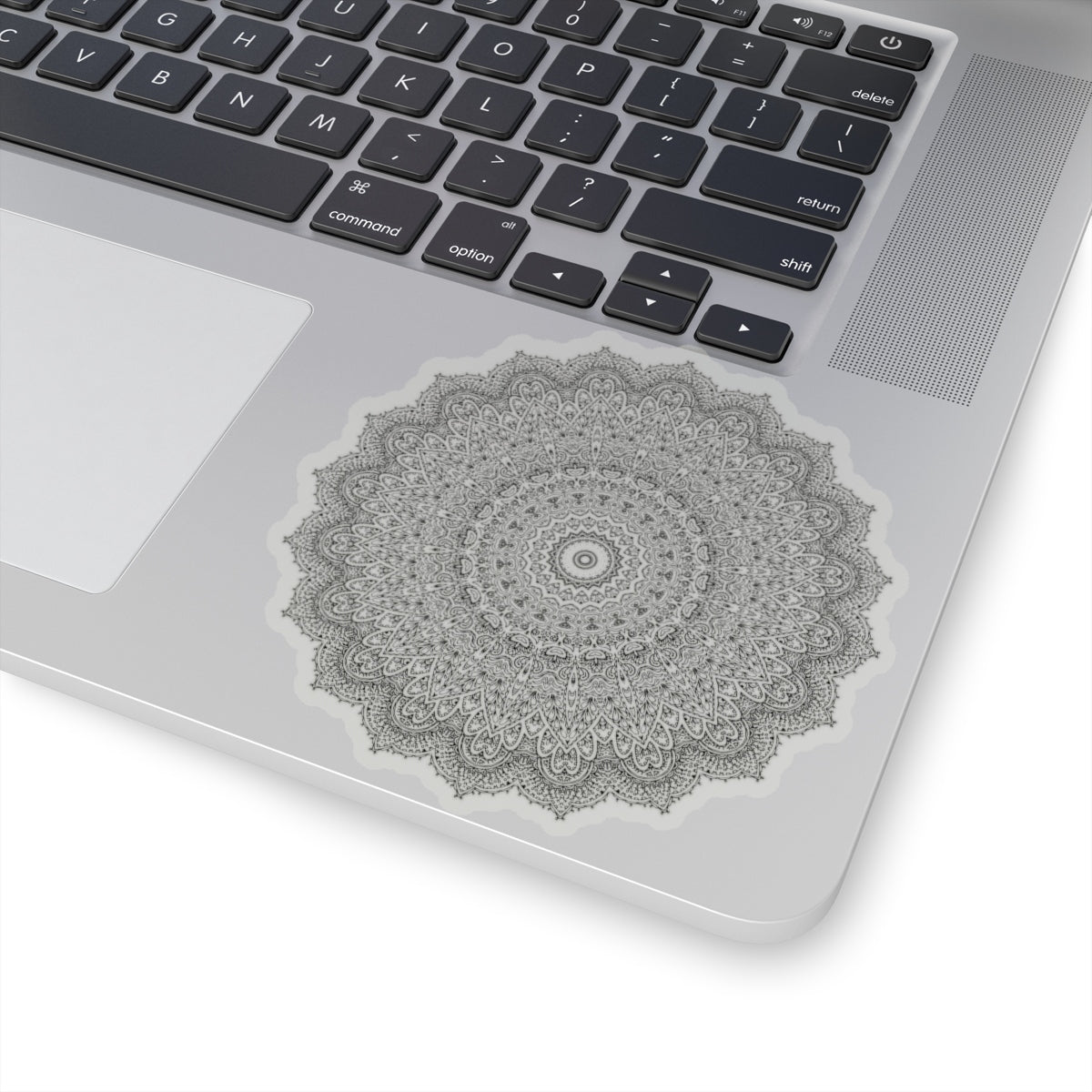 Mandala Kiss-Cut Stickers