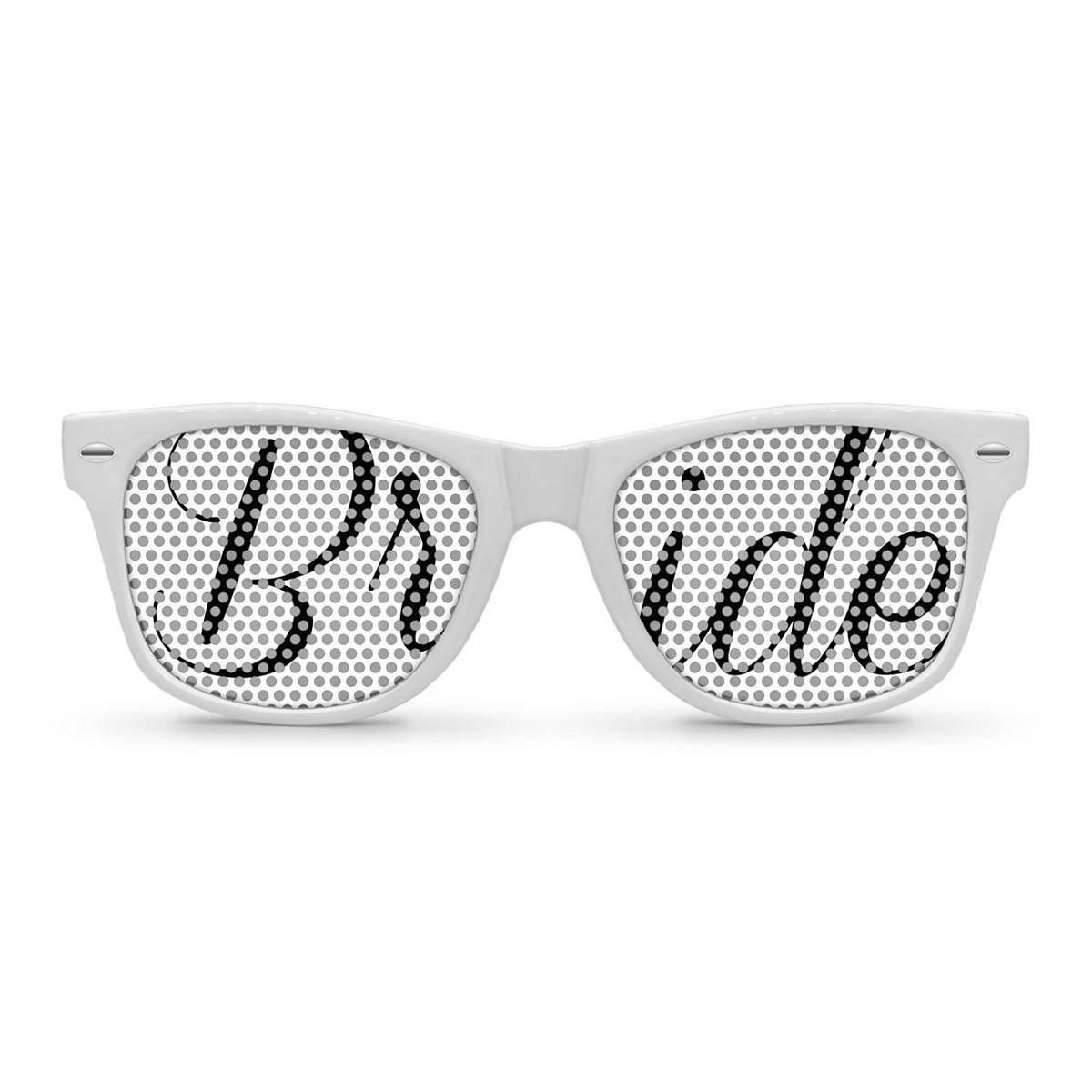 6 Bachelorette Party Sunglasses