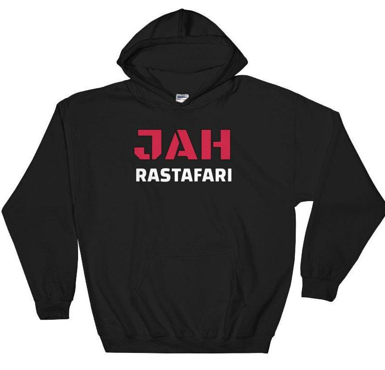 JAH RASTAFARI Unisex Hooded Sweatshirt