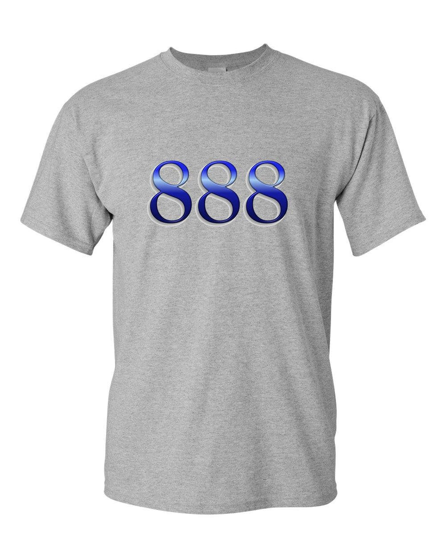 Angel Numbers - 888 - Adult Unisex T-Shirt
