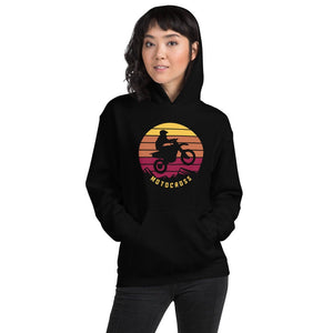 Motocross Vintage Retro Dirt Bike Funny Sport Gift Unisex Hoodie,, Dirt bike shirt, Gifts for Dad, Gifts for men, Gifts for him