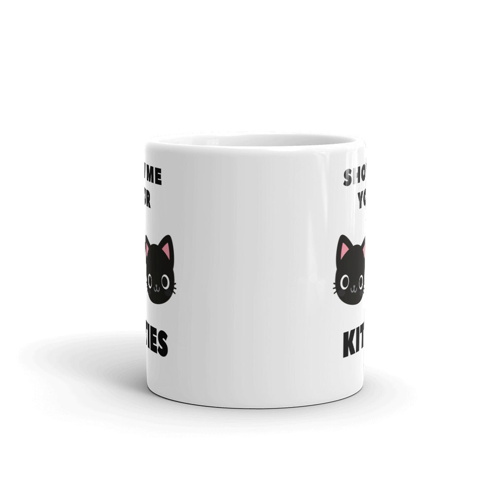Show me your Kitties Coffee Mug