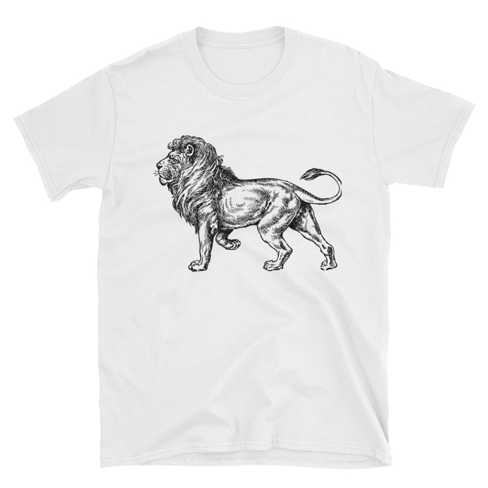 Black Lion Unisex T-Shirt