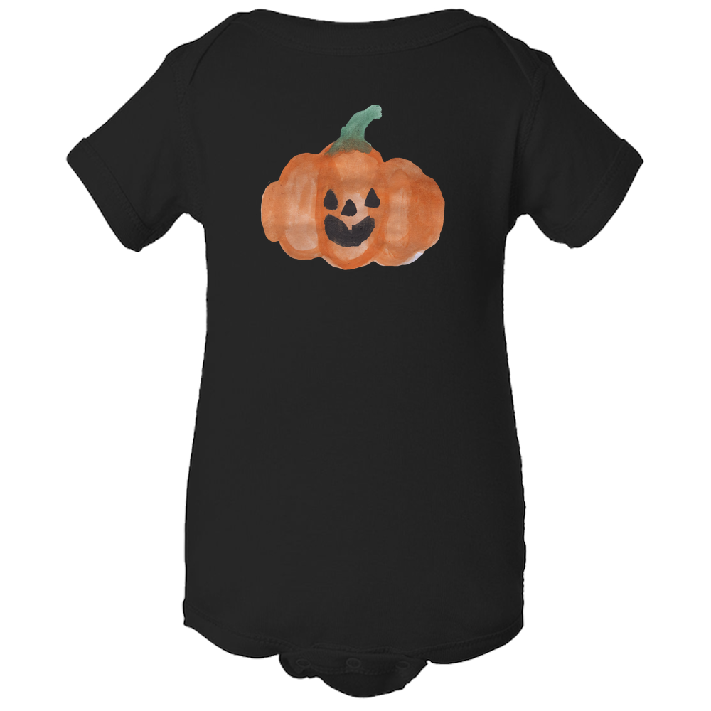 Baby Onesies -  Halloween Water Color  Unisex Body Suit Design - Kids' Clothing