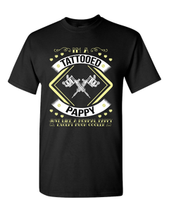 Tattooed Pappy T-Shirt