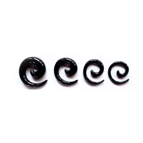 Set Acrylic Ear Stretching Piercing 40Pcs