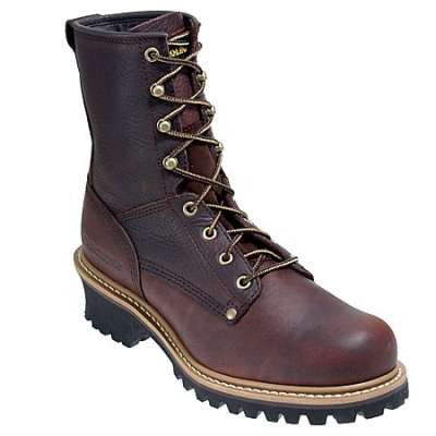 "Carolina 1821 - Men's 8"" Logger"