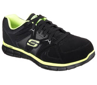 Skechers Men's Athletic - 77068BKLM