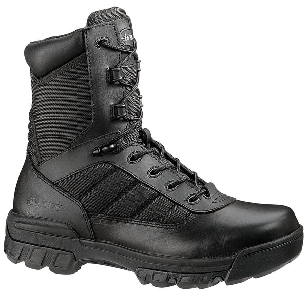 "Bates E02263 - Men's 8"" Composite Toe Side Zipper Boot"