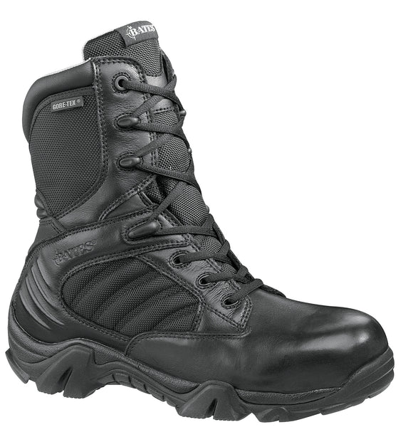 "Bates E02272 -  Men's 8"" Side Zipper Boot"