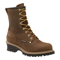 "Carolina Men's 8"" Waterproof Logger - CA9821"
