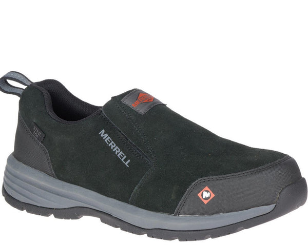 Merrell J17827 - Men's Steel Toe Slip-On Athletic