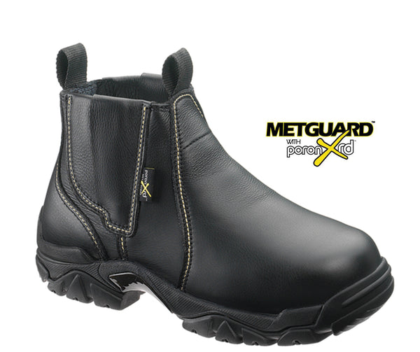 "Hytest K13200 - Men's 6"" Steel Toe Metatarsal Guard Welder's Boot"