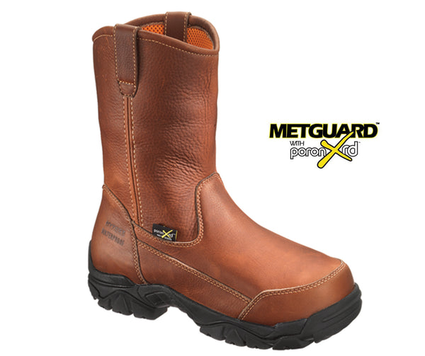 Hytest K15261 - Men's Waterproof Composite Toe Metatarsal Guard Wellington