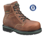 "Hytest FootRests K23181 - Men's 6"" Composite Toe Waterproof Boot"