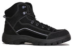 Work Zone Men's Soft Toe Waterproof Slip Resistant Hiker - N640BLK