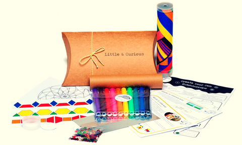 Kaleidoscope Activity Kit