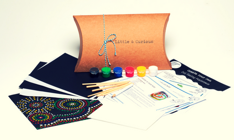 Dot Painting Activity Kit