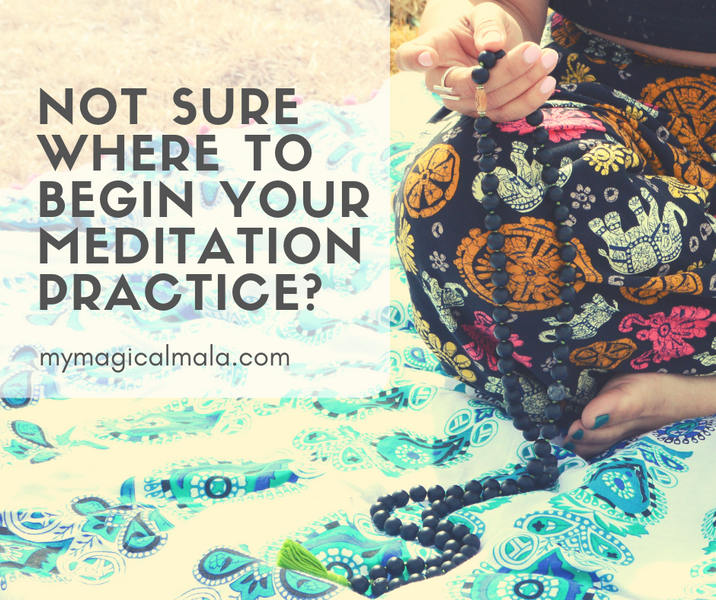 Not sure where to begin your meditation practice?