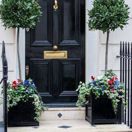 Six of Our Favorite Front Doors