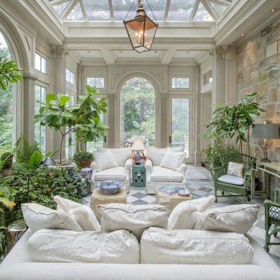 Three Summer Sunrooms: Shop the Look