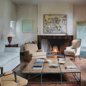 English Traditions Guide to Styling Your Fireplace